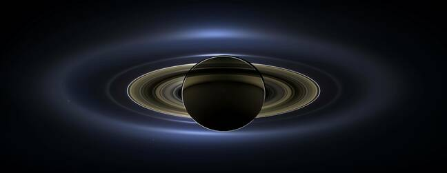 The Day The Earth Smiled (pic: Cassini Imaging Team and NASA/JPL-Caltech/Space Science Institute/CICLOPS)