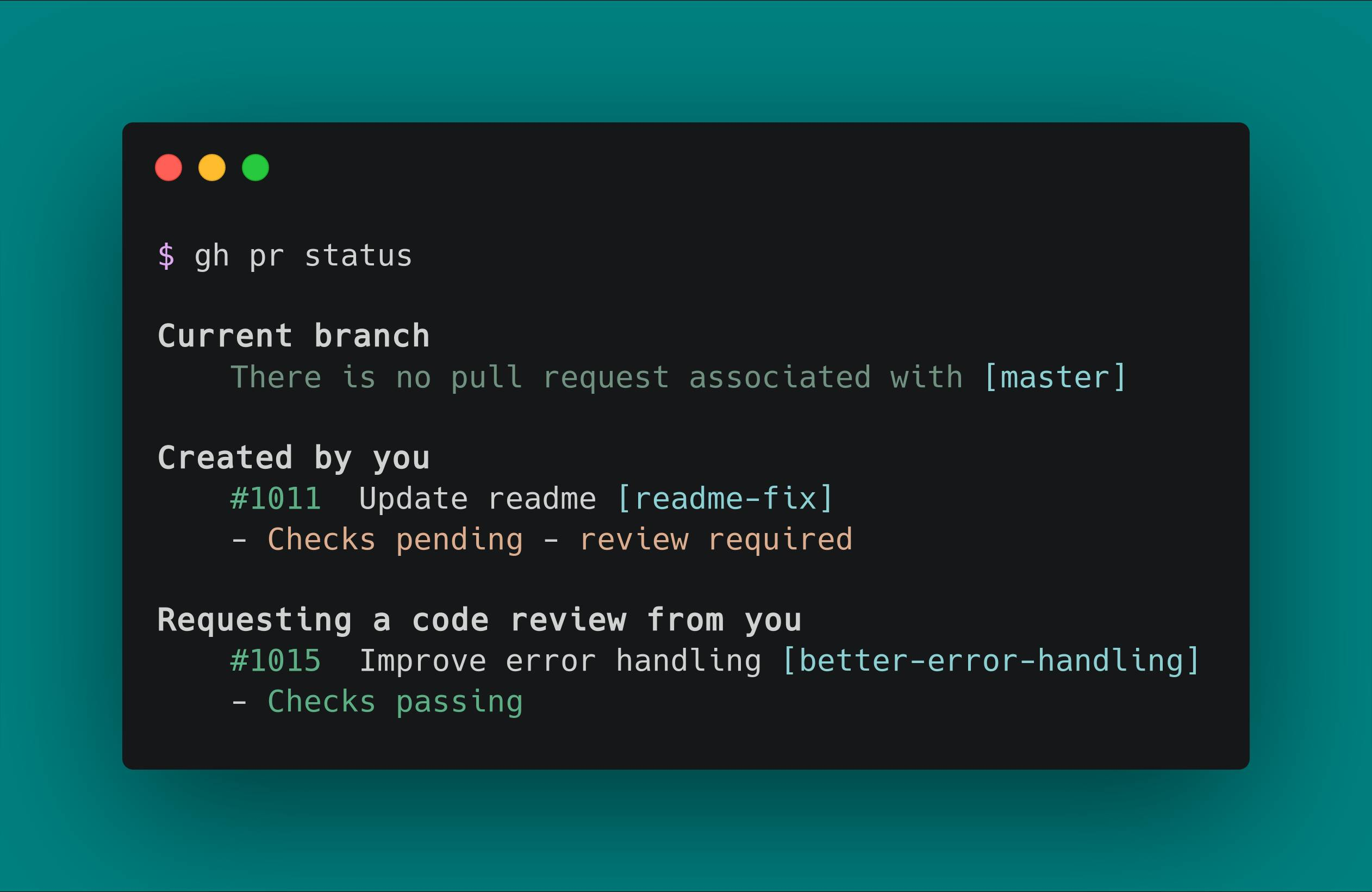 photo of Git your coat – you've pulled: Standalone command-line interface for GitHub hits beta image