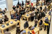 Inside an Apple Store