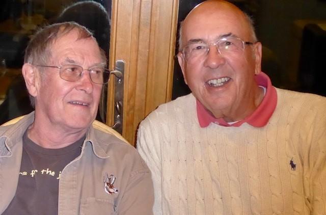 Larry Soderblom and Garry Hunt (thanks: Garry Hunt)