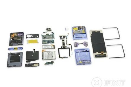 Galaxy Teardown