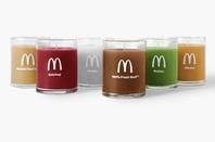 McDonald's Quarter Pounder scented candles