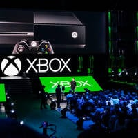 Xbox launch event