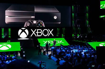 Xbox launch event
