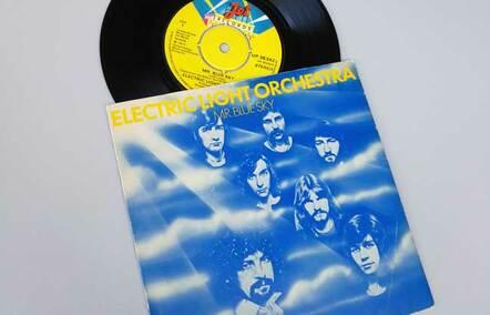 ELO Mr Blue Sky vinyl