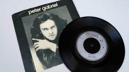 Peter Gabriel Solsbury Hill vinyl
