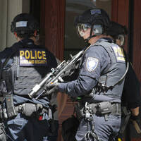 Homeland Security in the US doing its thing