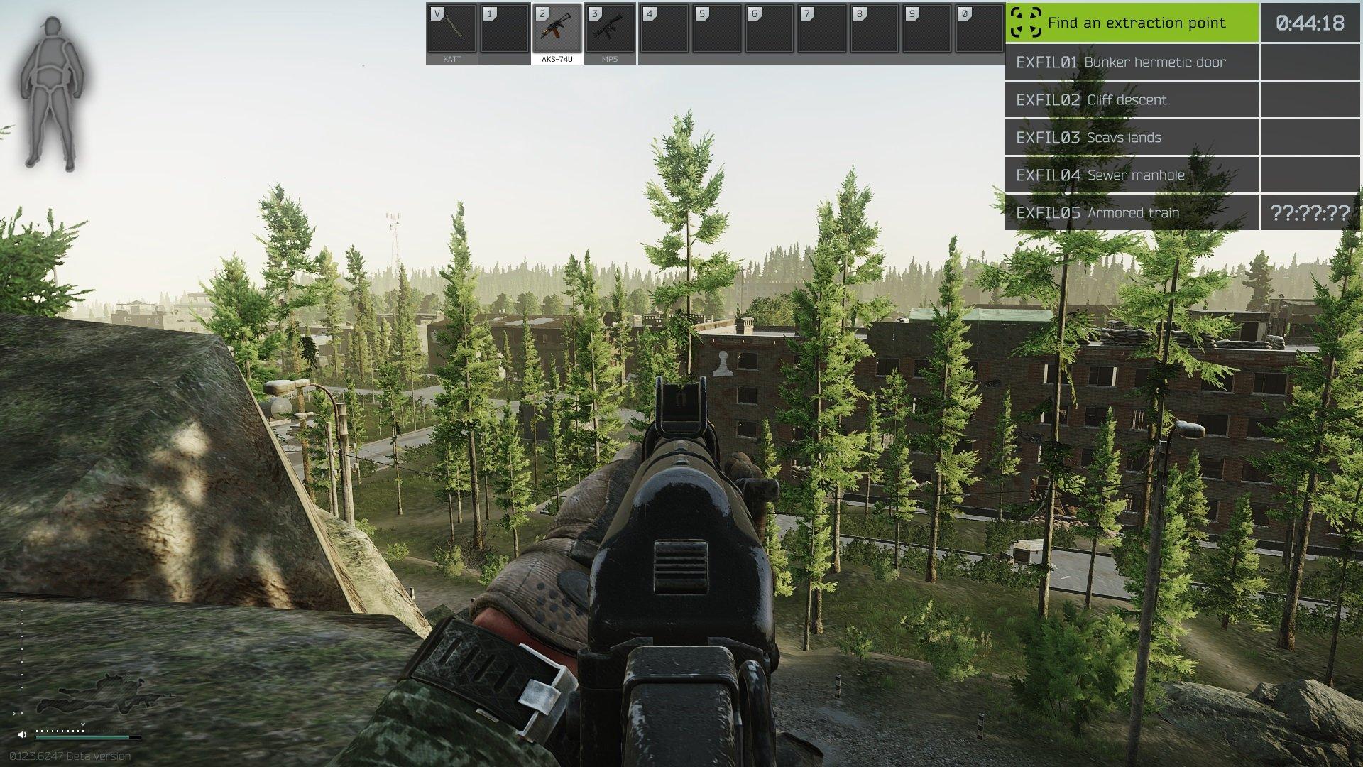 escape from tarkov single player mode
