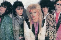 Finnish glam band Hanoi Rocks