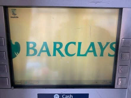 Barclays Aberdeen ATM (Windows Desktop)