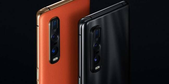 Oppo's new flagship: Find X2 Pro