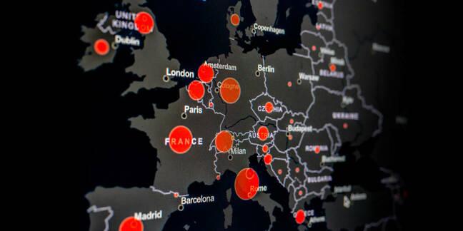 Coronavirus in Europe