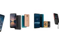 Nokia Lineup