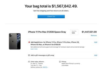 iPhone Bulk Buy