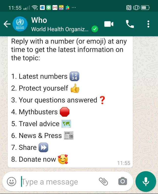A WhatsApp solution already exists and may have pre-empted most of what the new app can do