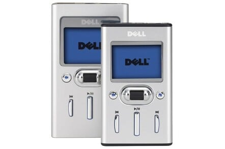 Dell's Digital Jukebox, a 2004 iPod competitor