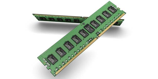 Some of Samsung's new EUV-etched DRAM