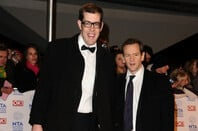 Richard Osman and Alexander Armstrong, National Television Awards 2013