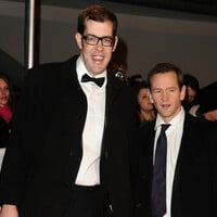 Richard Osman and Alexander Armstrong, National Television Awards 2013