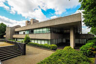 IBM's iconic brutalist architecture landmark in London