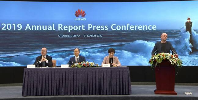 Huawei Annual Report Conference