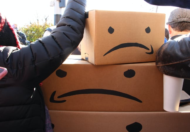 Amazon says it fired a guy for 'breaking' pandemic rules. Same guy who organized a staff protest over a lack of coronavirus protection