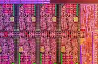 Intel 10th gen Core H-series die shot
