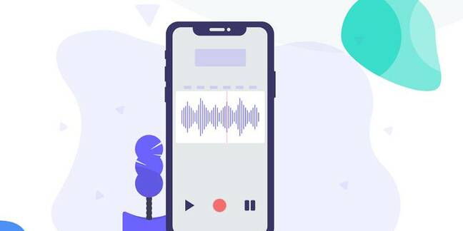 The application for web and mobile collects speaking, breathing and coughing sounds for research