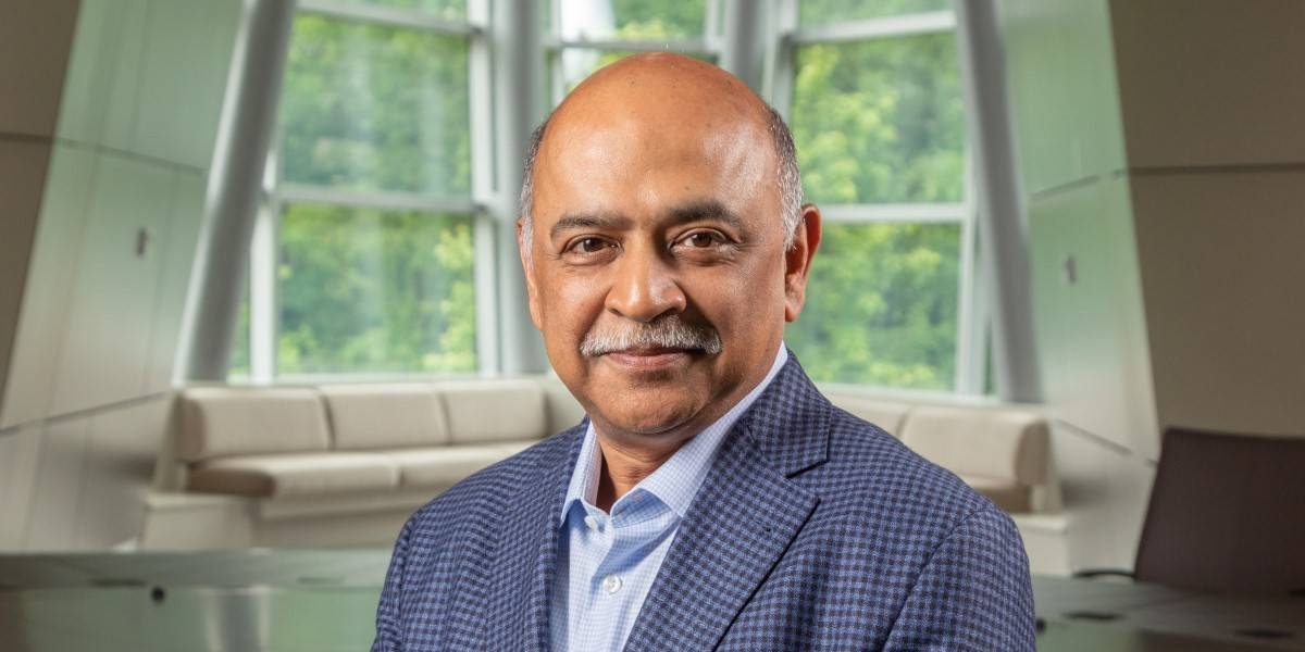 New IBM CEO Arvind Krishna says hybrid cloud will be bigger than mainframes, services, and middleware