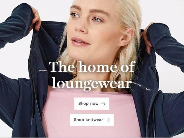 M&S Loungewear