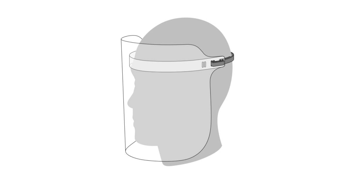 Apple now makes face shields