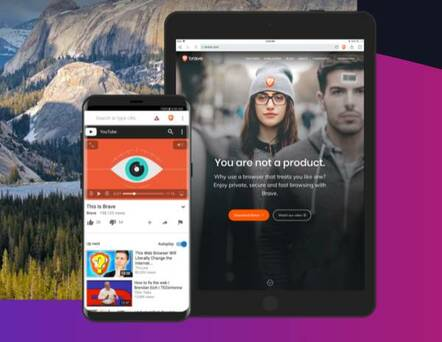 Brave claims its Android browser will improve your battery life