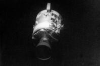Apollo 13 Damage (pic: NASA / JSC)