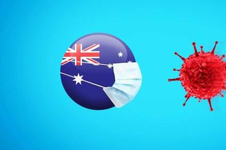 Australia vs. virus
