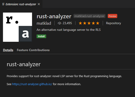 rust-analzer is designed for IDE support but will also influence the evolution of the rustc compiler