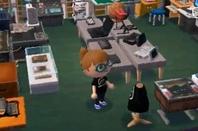 Virtual Museum in Animal Crossing