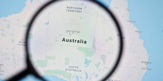 search for australia