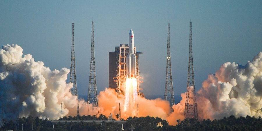 China Says It's Successfully Launched Its New Experimental Spacecraft