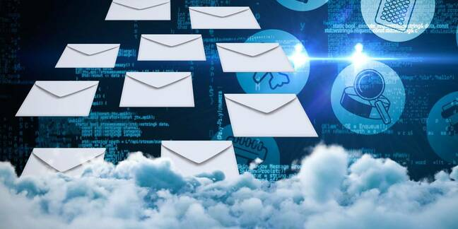 Email storm