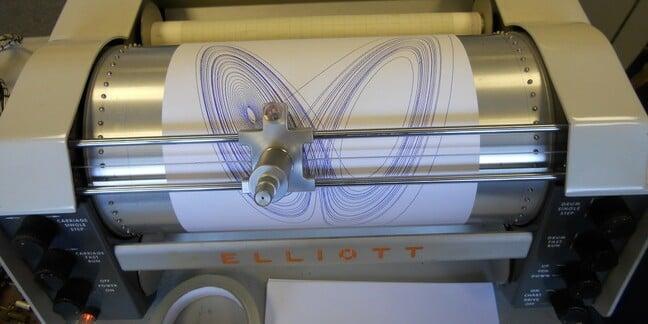 ALGOL Plotting (pic: Peter Onion)