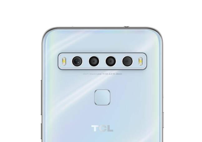 TCL 10L cameras