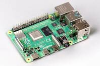 Raspberry Pi 4 8GB (pic: Raspberry Pi Foundation)