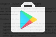 Google Play logo. Source: Google