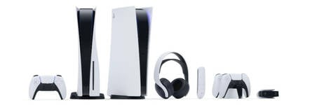 PlayStation 5 and peripherals