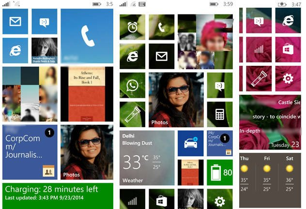 Live Tiles on Windows Phone: was Microsoft ahead of Apple?