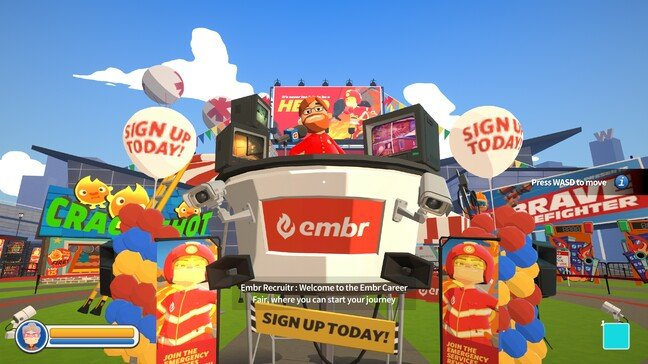 Embr careers fair