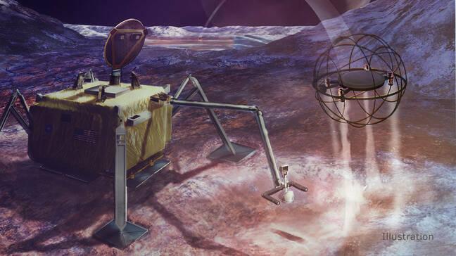 NASA's SPARROW