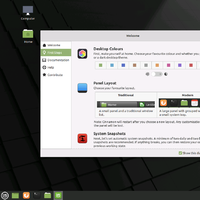 Mint 20 Cinnamon is aimed at users who want a lightweight and easy to use Linux desktop with no corporate baggage