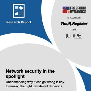 Network security in the spotlight