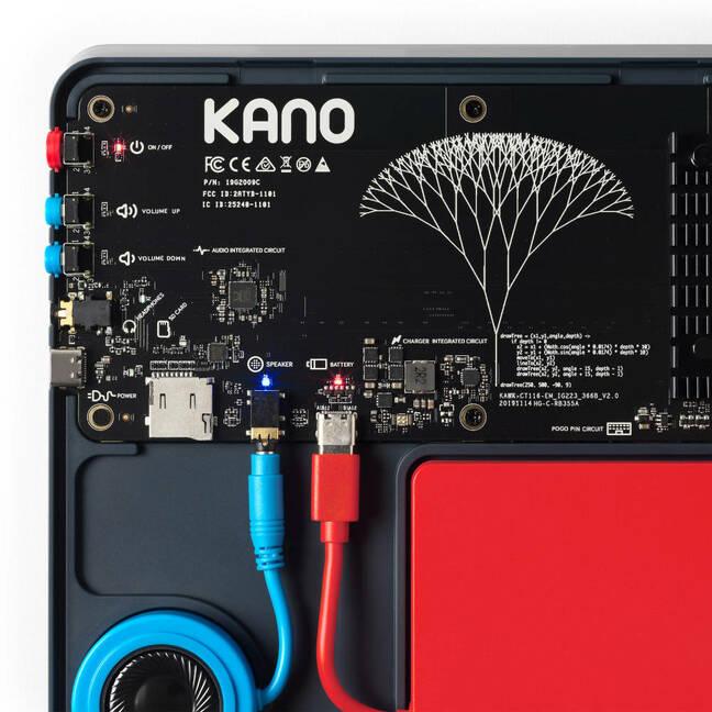 Kano PC laptop/tablet hybrid.